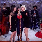 "New Video! ""Last Christmas,"" Vintage Andrew Sisters-Style. Happy Holidays!"