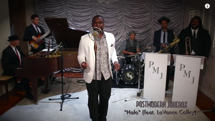 Halo – Vintage Motown Style Beyonce Cover ft. LaVance Colley