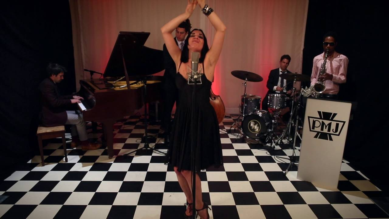Pony – Vintage Jazz Ginuwine Cover ft. Ariana Savalas