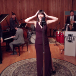 "A '40s Jazz / Latin Ballroom Remake of ""I Will Survive,"" featuring Sara Niemietz"