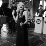 "Blondie's ""Heart Of Glass,"" Old Hollywood Style – Starring Addie Hamilton"
