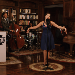 "New Video!  ""This Love"" by Maroon 5, Vintage '40s Style feat. #PMJsearch Winner Devi-Ananda!"