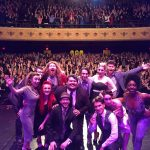 #PMJtour: North America Winter 2017 Wrap-up! Meet the cast