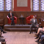 Scott Bradlee Tells The Story Behind Postmodern Jukebox at Oxford Union