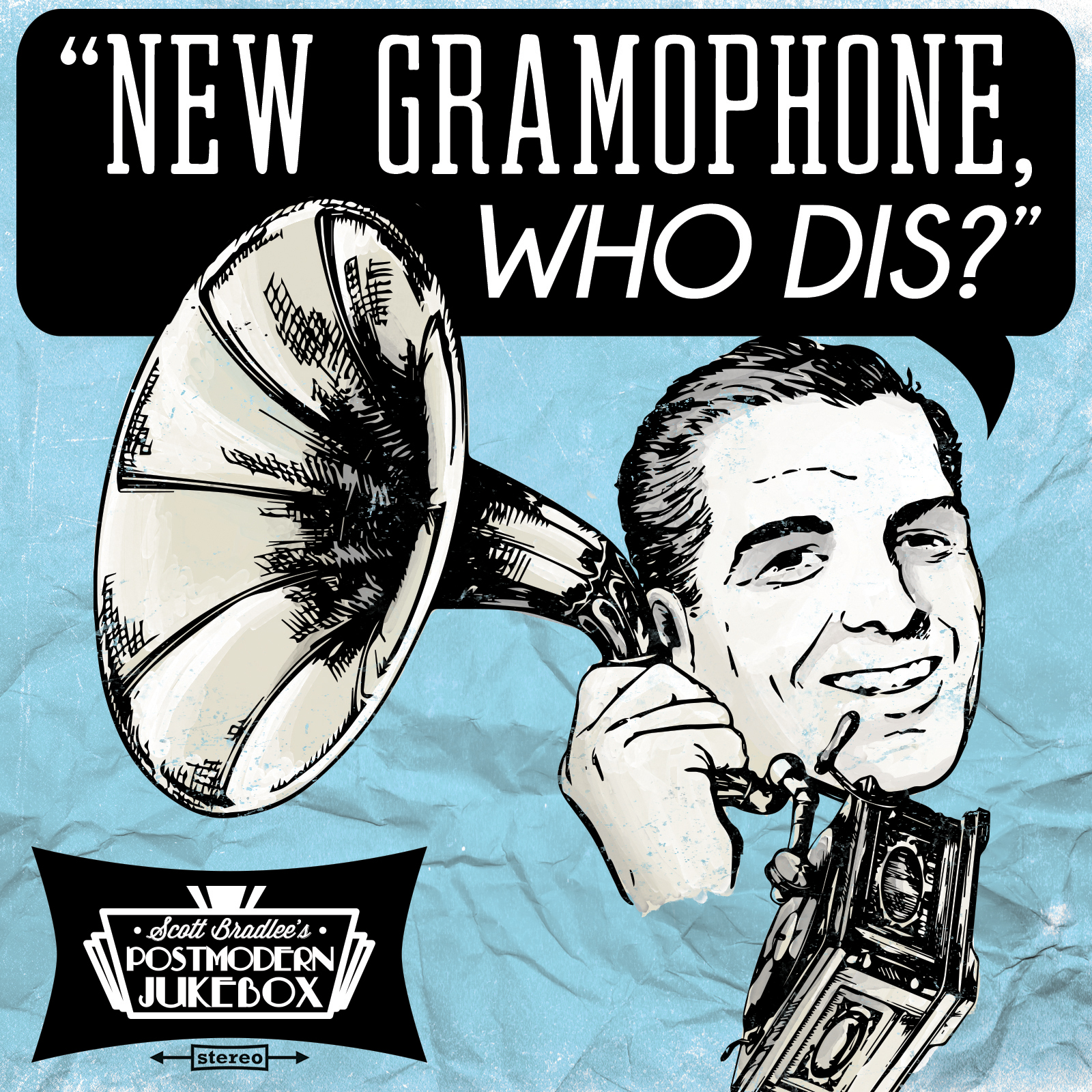 New Gramophone Who Dis?
