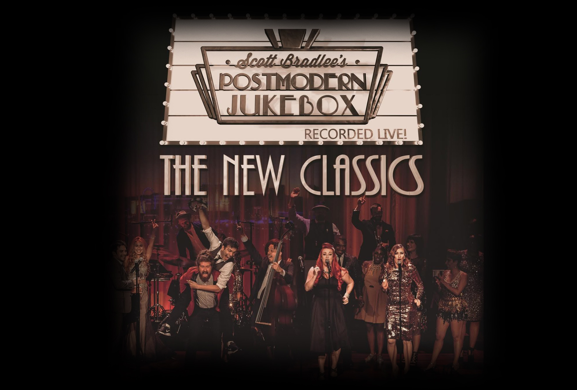 Announcing PMJs First Ever Live Album The New Classics