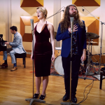 """Gnarls Barkley's """"Crazy"""" Done Torch Song Style with Hannah Gill & Casey Abrams"""