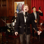 "Blake Lewis channels Bobby Darin on Jimmy Eat World's ""The Middle"""