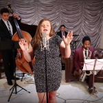 "New Video! ""Thinking Out Loud,"" Swing Style ft. #PMJsearch Winner, Holly Campbell-Smith"