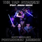 """New Video! """"The Tap Awakens"""" – 'Star Wars' Medley feat. Sarah Reich"""