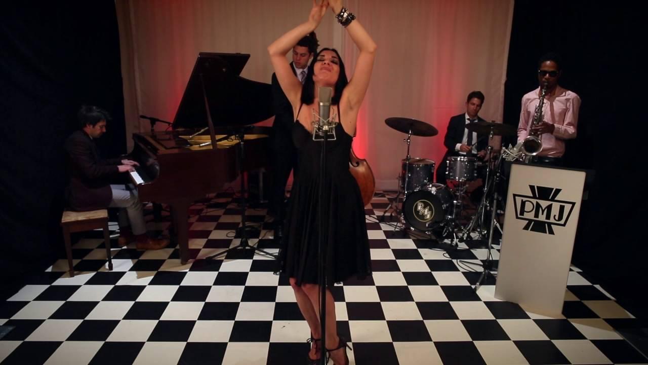 Pony – Vintage Jazz Ginuwine Cover ft. Ariana Savalas