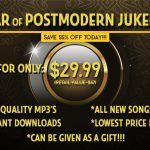 Postmodern Jukebox Black Friday Offers