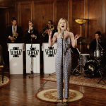 """Poker Face"" – '40s Big Band Style Lady Gaga Cover starring Kelley Jakle in her PMJ Debut"