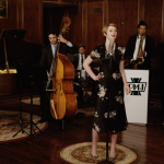 A 1940s Big Band Version of Gotye's Somebody That I Used To Know, feat. Hannah Gill
