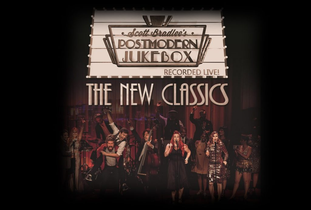 Announcing Pmj S First Ever Live Album The New Classics Postmodern Jukeboxpostmodern Jukebox