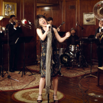 "Sara Niemietz Puts A '20s Spin On Aerosmith's ""I Don't Want To Miss A Thing"""