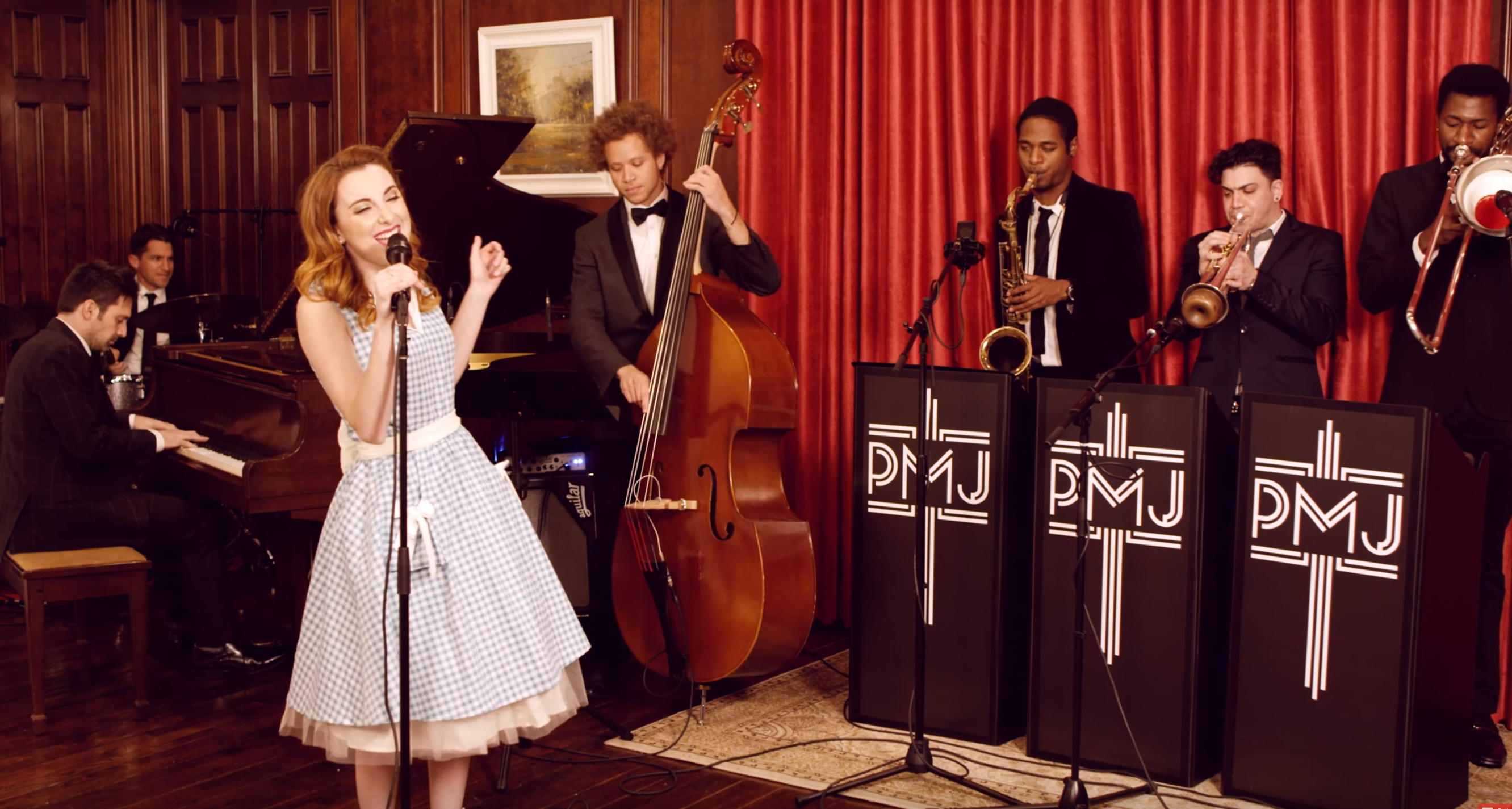 Teenage Dream – Katy Perry (Vintage Big Band Cover) ft. Juliette Goglia