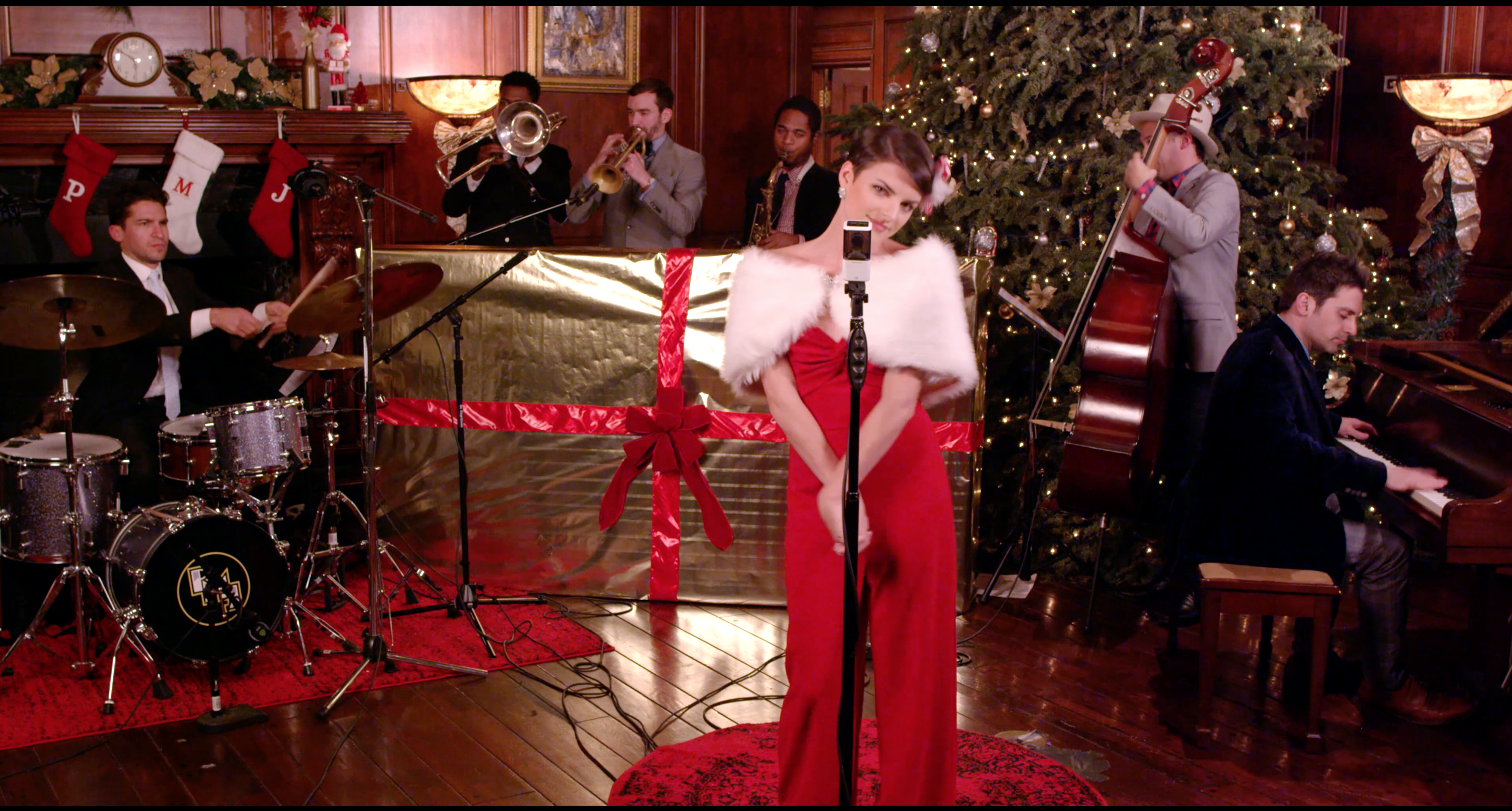 I Want A Hippopotamus For Christmas – Postmodern Jukebox Cover ft. Lauren Tyler Scott