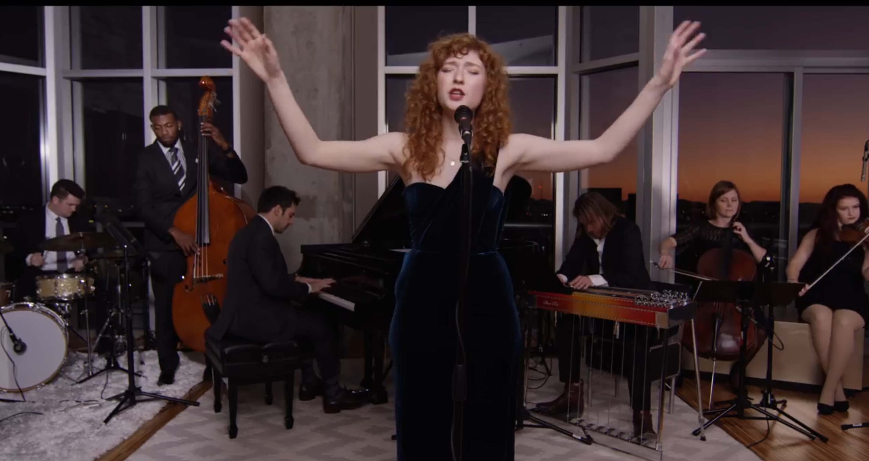 Mr. Blue Sky (Electric Light Orchestra) – Postmodern Jukebox ft. Allison Young
