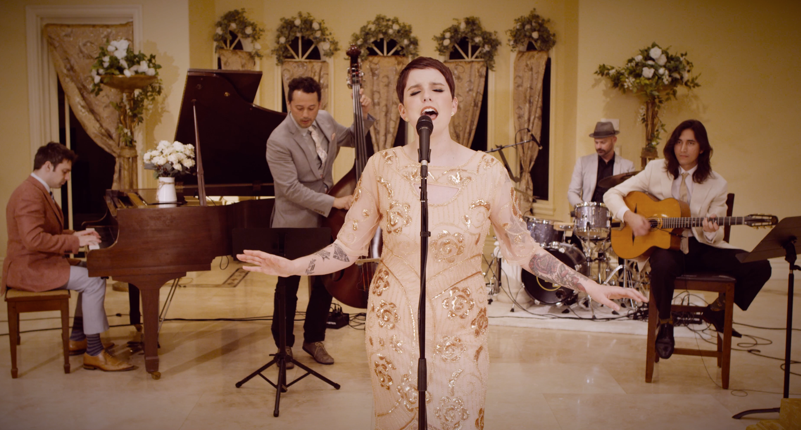Your Love – The Outfield (Vintage Cover) ft. Cortnie Frazier (#PMJsearch2019 Winner)