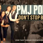 New PMJ Album + Don't Stop Believin' Pop-Up Video