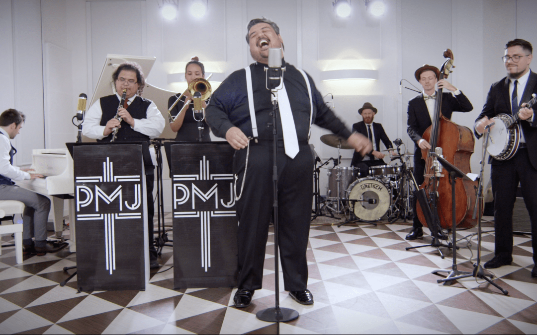 Mario Jose Puts A 1920s Gatsby Spin On Lizzo's Hit Song