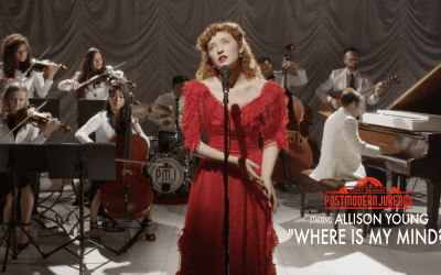 """Where Is My Mind? – Pixies ('60s """"Orbisonesque"""" Style Cover) ft. Allison Young"""