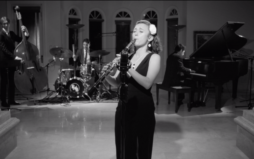 Once Upon A Time in Old Hollywood…Chloe Feoranzo Transforms Billy Idol's 1982 Hit