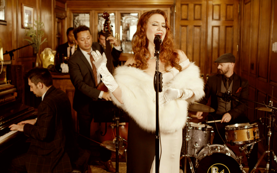 Hit 'Em Up Style (Oops!) – Ella Fitzgerald Style Cover ft. Olivia Kuper Harris